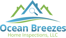 Ocean Breezes Home Inspections Logo