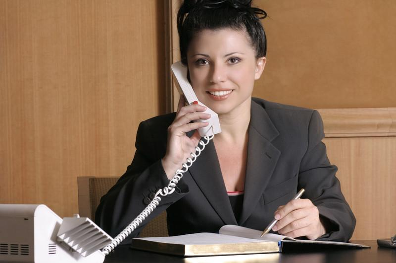 woman-answering-a-phone-call